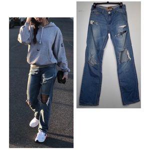 Denim - VINTAGE Dad / boyfriend jeans